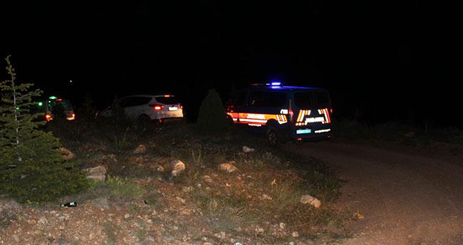 Konya'da toprağa gömülü çocuk cesedi bulundu