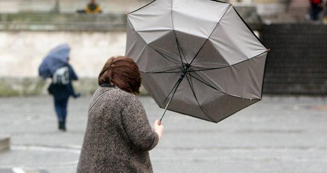 Konya için 3 uyarı birden! Fırtına, yağış, sıcak hava…