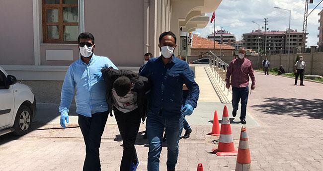 Konya'da kablo, para ve altın çalan 5 şüpheli tutuklandı
