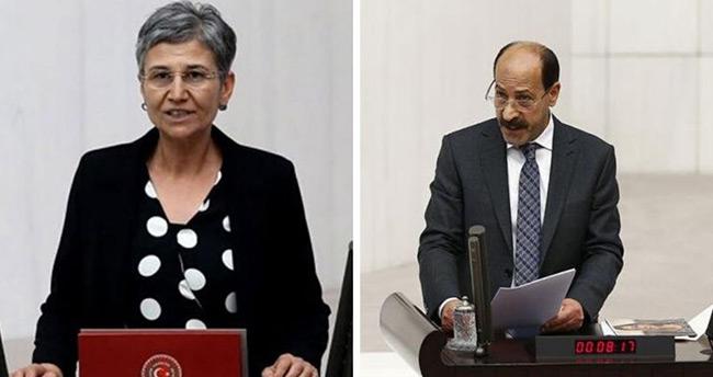 Vekilliği düşürülen HDP'liler hakkında yakalama kararı