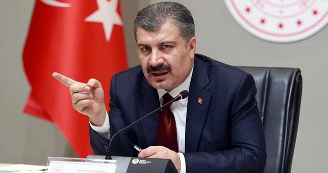 Sağlık Bakanı Koca'dan vatandaşlara kritik uyarı
