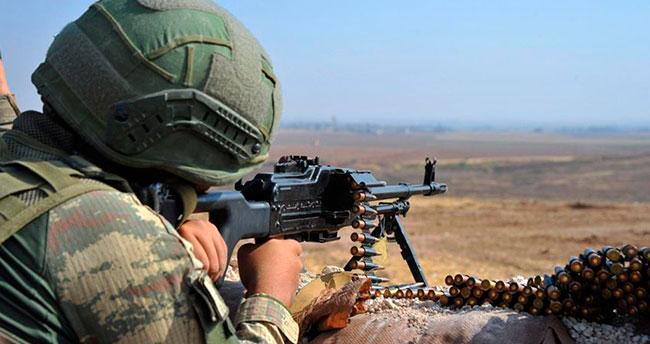MSB: '2 terörist silahlarıyla birlikte etkisiz hale getirildi'