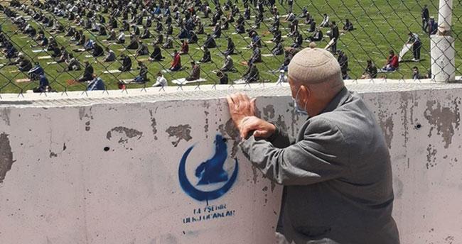 Konya'da cuma namazı için stada alınmayan Osman Dedeye Cumhurbaşkanı Erdoğan'dan hediye