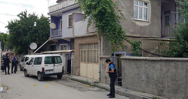 Konya'da komşuların silahlı kavgasında kan aktı: 1 yaralı