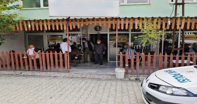 Konya Valiliği zorunlu hale getirmişti! Yunak'ta maske takmayanlara 97 bin lira ceza