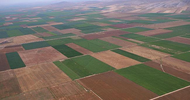 Konya'nın bu ilçesinde arazi toplulaştırma çalışmalarında sona gelindi