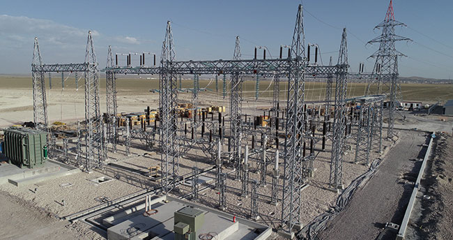 Türkiye'nin en büyük güneş enerjisi santrali Konya'da kuruluyor! Panel montajı temmuzda