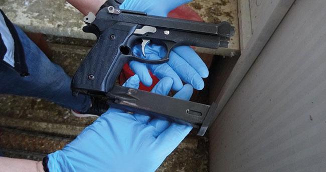 Konya ve Balıkesir'de silah ticareti şüphelilerine operasyon: 6 gözaltı
