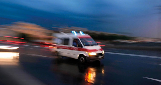 Konya'da iş kazası: 1 yaralı