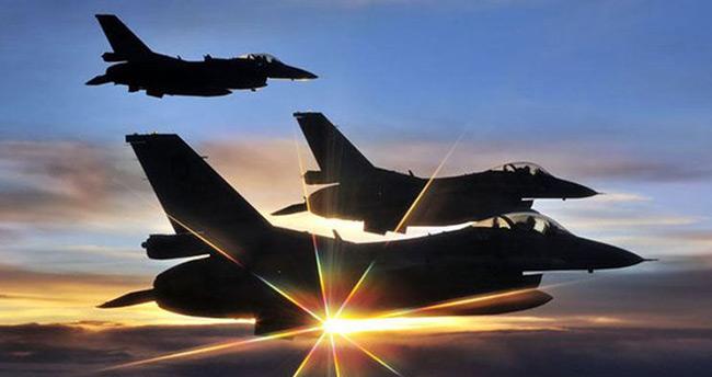 MSB: Irak'ın kuzeyinde 6 terörist etkisiz hale getirildi