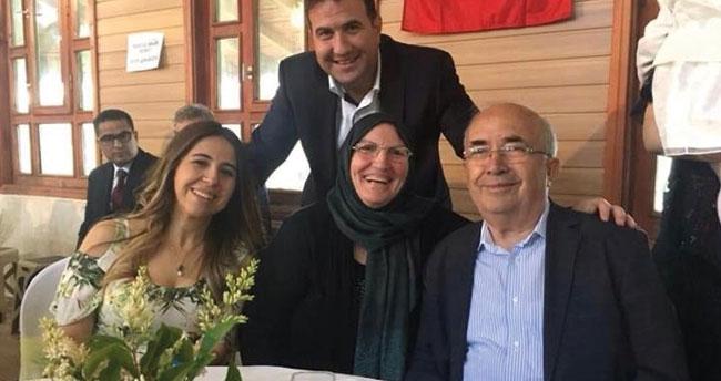 Bıçaklı saldırıda hayatını kaybeden Konyalı başkanın ailesinden duygusal paylaşım