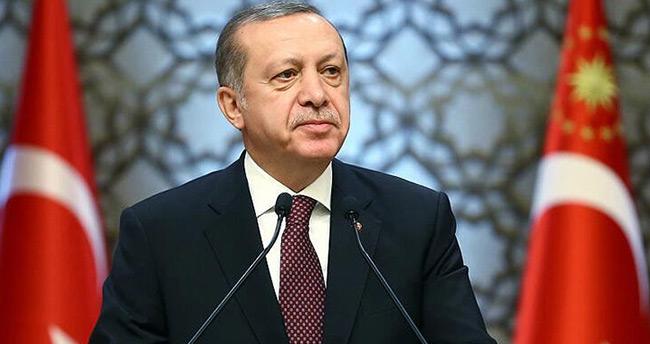 Erdoğan'dan önemli görüşme