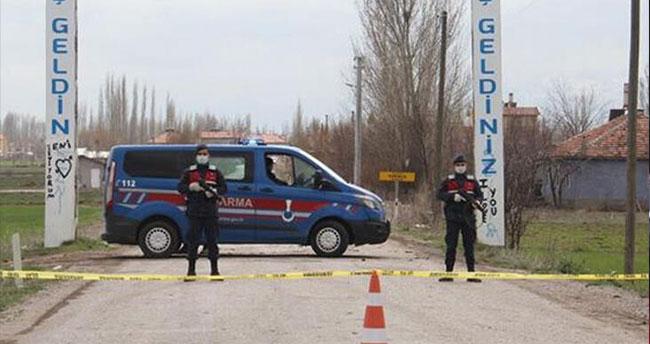 Konya'da 2 mahalle daha karantinaya alındı