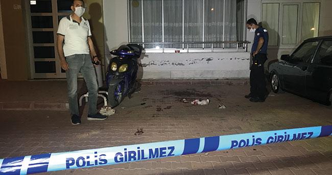 Konya'da 15 yaşındaki genç kız arkadaşının babasını ve kardeşini silahla yaraladı