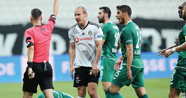"""Konyaspor'dan hakem kararlarına tepki: """"Hakemlerimizin skoru direkt etkileyecek hatalı kararları…"""""""