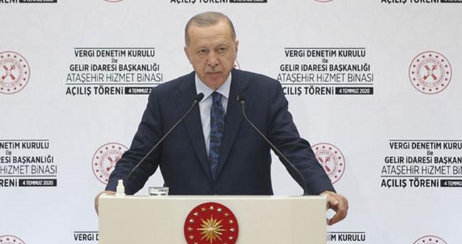 Cumhurbaşkanı Erdoğan'dan faiz ve enflasyon açıklaması