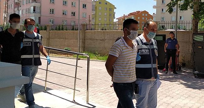 Konya'da FETÖ bahanesiyle yaşlı kadını dolandıran 4 şüpheli Şanlıurfa'da yakalandı