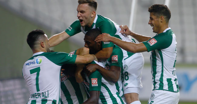 Konyaspor- Çaykur Rizespor 1-0