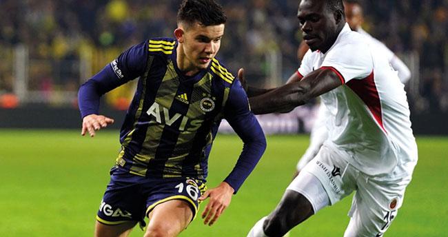 Gençler'in konuğu Fenerbahçe