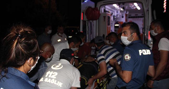 Karaman'da bunalıma giren kişi dokuzuncu kattan atlayarak intihar etti