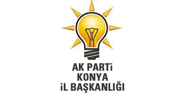 AK Parti Konya'da 3 başkan yardımcısı değişti