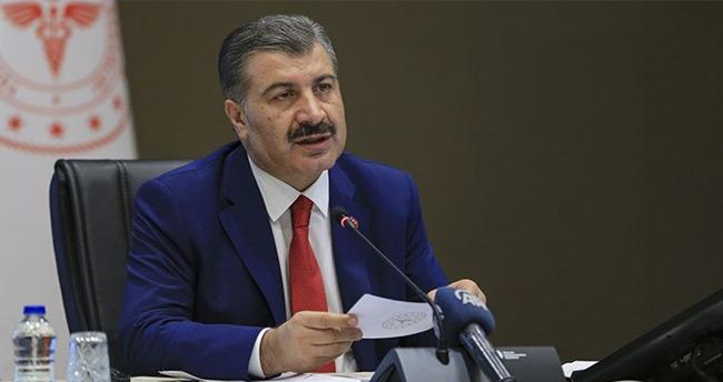 Sağlık Bakanı Fahrettin Koca: Konya'da hastalık pik seviyesine ulaşıyor