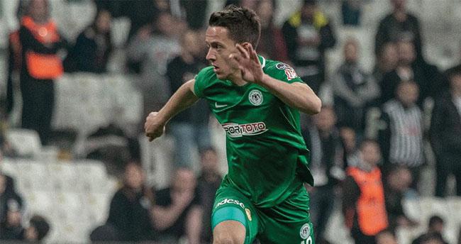 Tahkim'den Konyaspor'a kötü haber: Hadziahmetovic'in cezası onandı