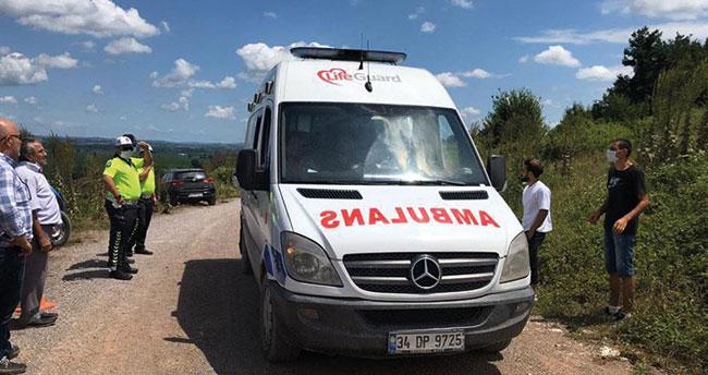 Sakarya'da havai fişek taşıyan kamyonda patlama: 3 şehit, 6 yaralı