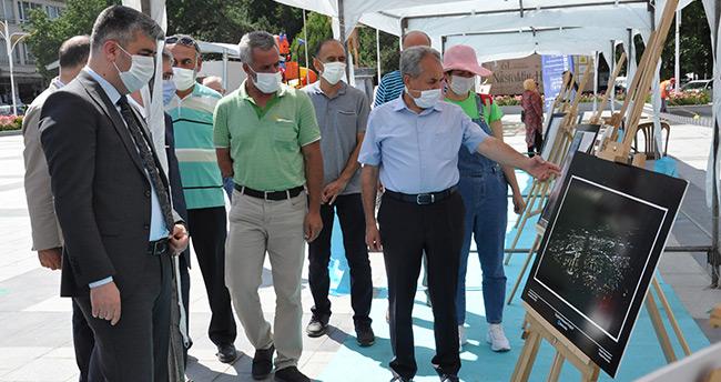 Nasreddin Hoca Şenliği'ndeki yarışmalarda dereceye girenlere ödülleri verildi