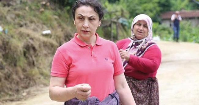 Trabzonlu gelin, inadıyla kayınpederinin hayatını kurtardı