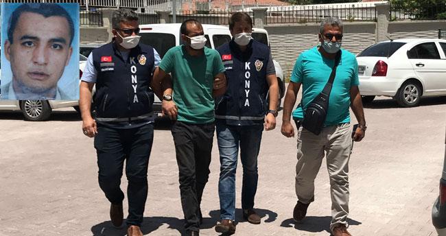 Konya'da zihinsel engelli adamı bıçaklayarak öldüren şüpheli tutuklandı! Alacağı için öldürmüş