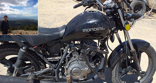 Konya'da feci kaza! Uçuruma yuvarlanan motosikletin sürücüsü hayatını kaybetti