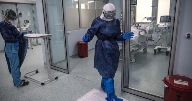 Konya'da entübe ve yoğun bakım hasta sayısında artış!