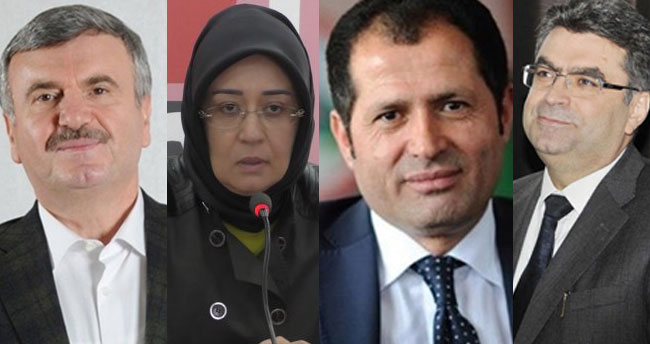 TBMM Komisyonlarında Konya milletvekillerinin görev dağılımı belli oldu