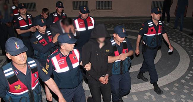 Konya'daki belediye başkanı cinayetinin sanıkları hakim karşısında