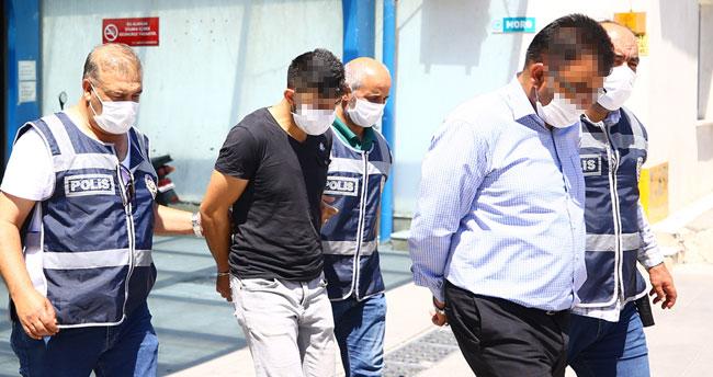 """Konya'da """"büyü bozma"""" bahanesiyle vatandaşları dolandıran 2 şüpheli gözaltına alındı"""