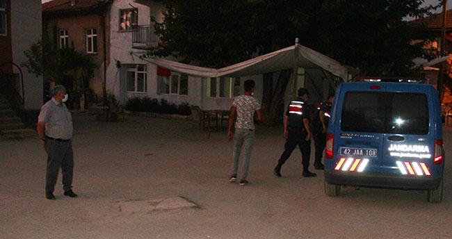 Konya'da kahvehane sahibi müşterisini av tüfeğiyle öldürdü