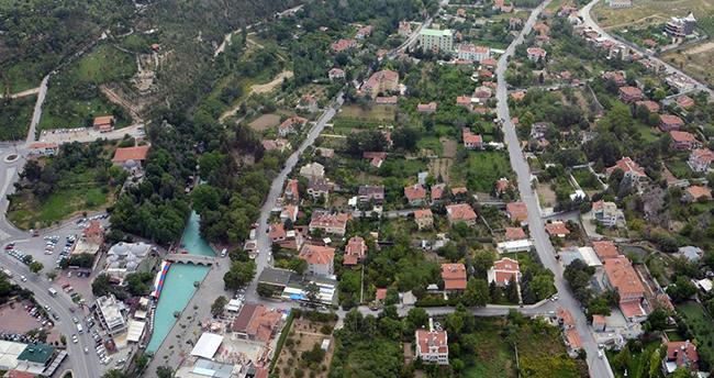 """Konya'da bu alan """"Nitelikli doğal koruma alanı"""" ilan edildi"""