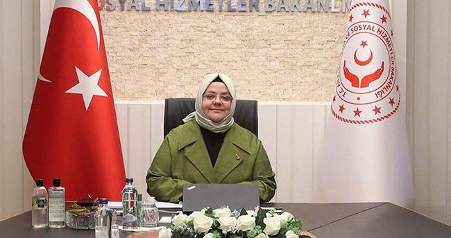 Bakan Zehra Zümrüt Selçuk: 'Biz Bize Yeteriz Türkiyem Kampanyası'nda 1,2 milyon ihtiyaç sahibi haneye ulaşıldı