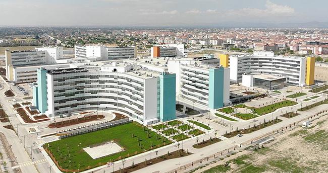 Konya Şehir Hastanesi hasta kabulüne başlıyor