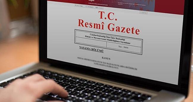 Mali Suçları Araştırma Kurulu Başkanı Osman Dereli görevden alındı