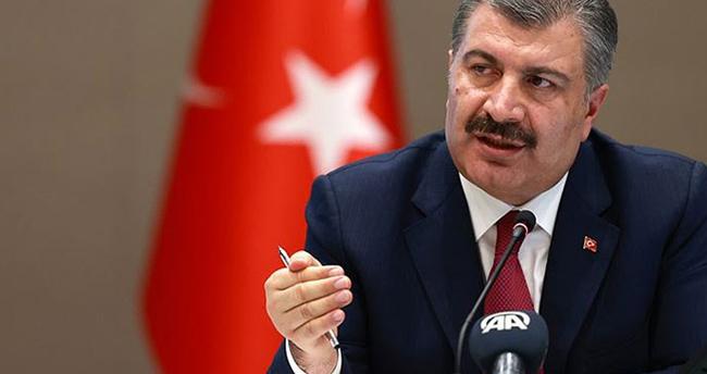 Konya'daki hastanelerin doluluk oranı ne? Bakan Koca açıkladı