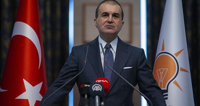 AK Parti Sözcüsü Çelik: Her türlü kriz senaryosunu boşa çıkaracak, hedeflerimize yürüyeceğiz