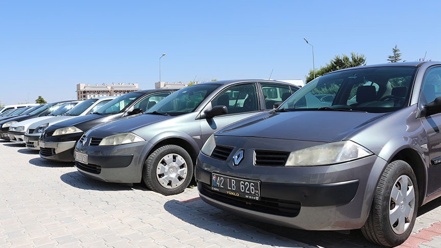 SÜ'nün makam araçları, tasarruf için hizmet amaçlı tahsis edildi