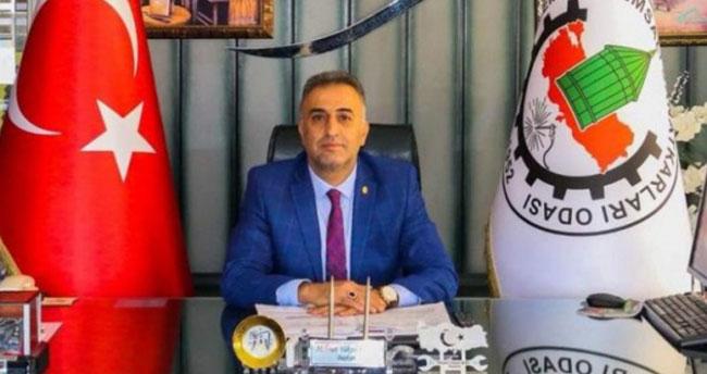 Konya Demirciler Odası Başkanı Mehmet Yüksel Kurt vefat etti