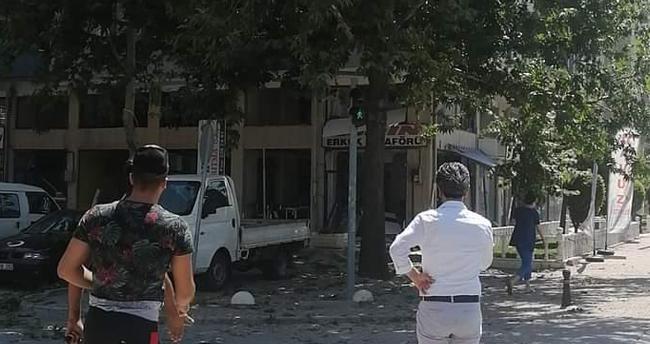 Konya'da doğal gaz patlaması!