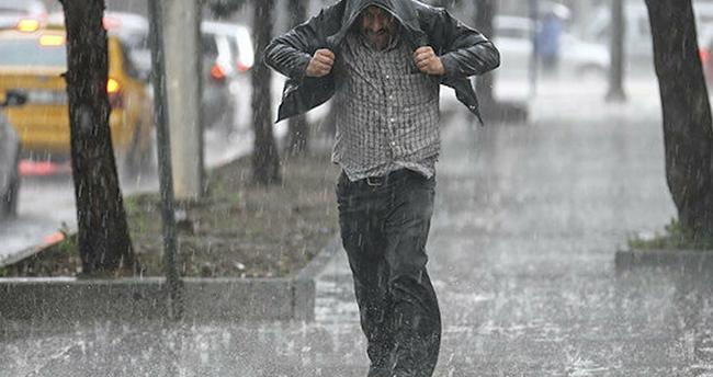 Meteoroloji uyardı! Konya, Karaman ve Niğde'de gök gürültülü sağanak bekleniyor