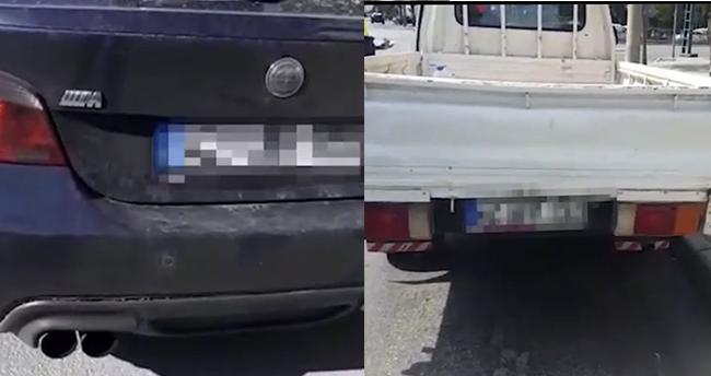 Konya'da 2 bin sürücüye 1 milyon TL para cezası
