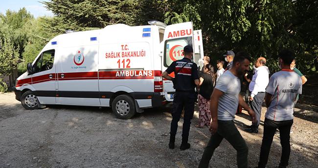 Konya'da su kanalına düşen çocuk, 2 gün süren yaşam savaşını kaybetti