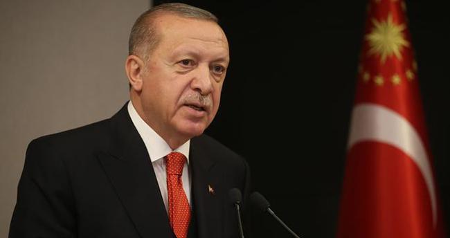Kritik kabine toplantısı sonrası Başkan Erdoğan açıklama yaptı